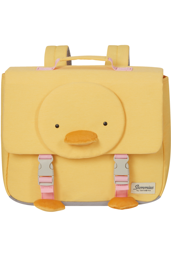 Samsonite Happy Sammies Eco Schoolbag Duck Dodie S  Duck Dodie
