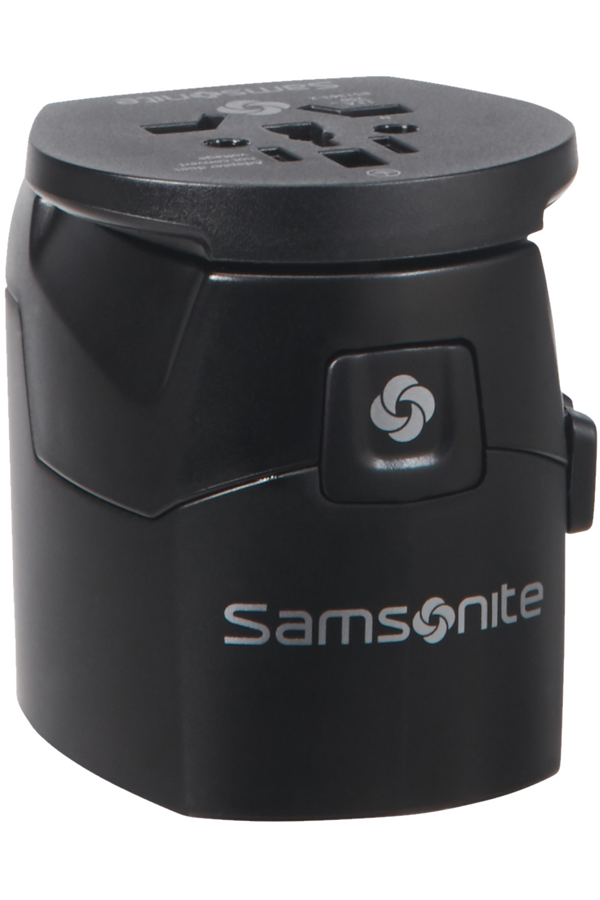 Samsonite Global Ta Worldwide Adapter Noir
