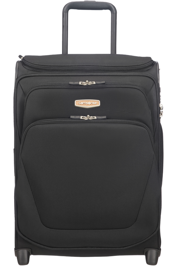 Samsonite Spark Sng Eco Upr.55/20 Exp Toppocket 55cm  Eco Black