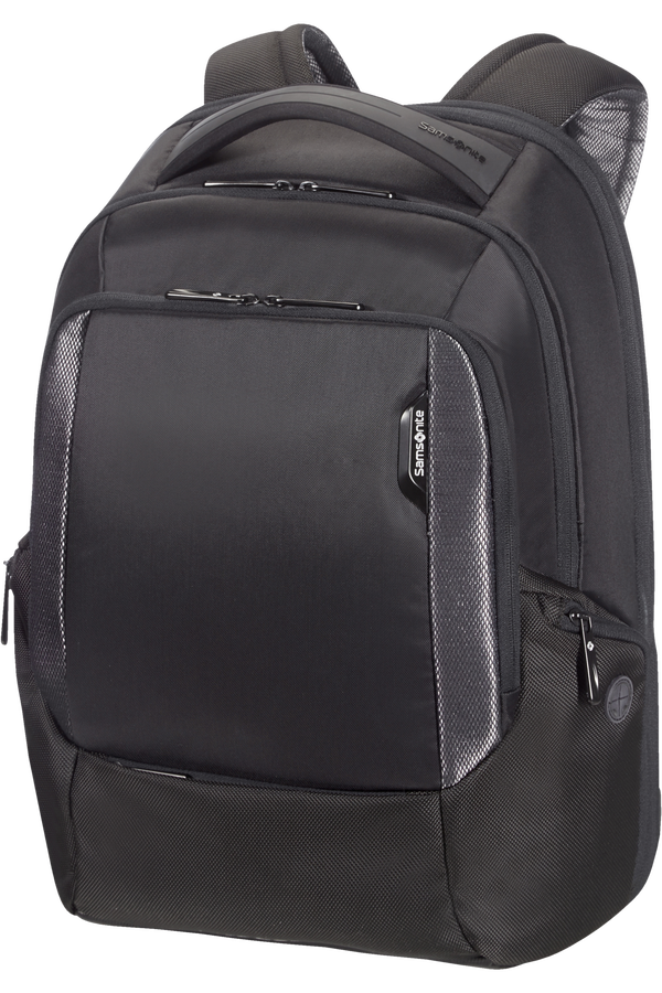 Samsonite Cityscape Tech Laptop Backpack Expandable 43.9cm/17.3inch Noir