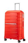 Flux Spinner (4 roulettes) 75cm Tangerine Red