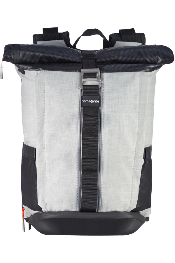 Samsonite 2WM Laptop Backpack Roll. Top  15.6inch Blanc
