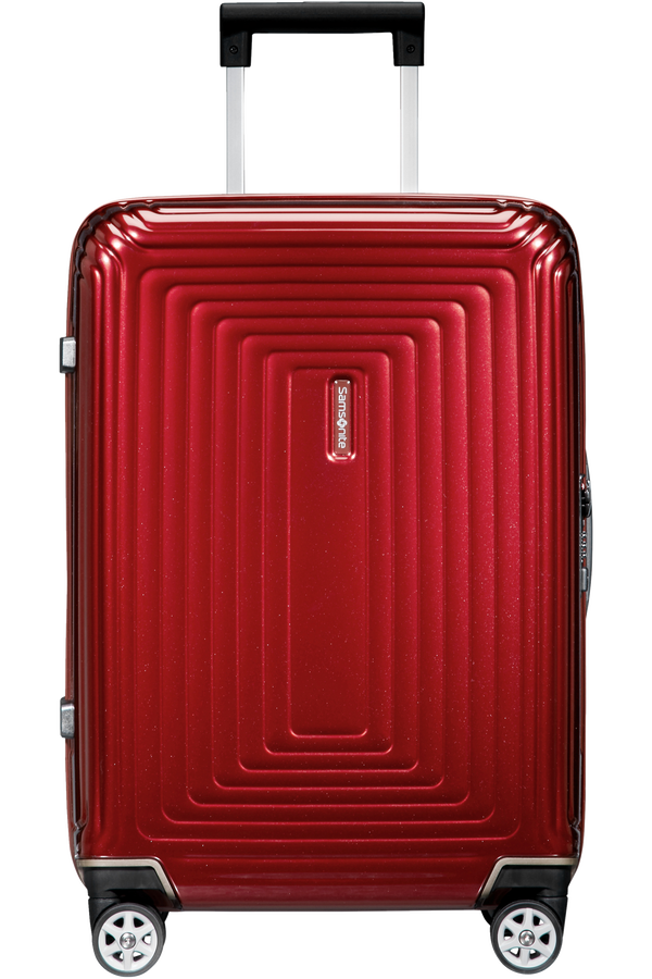 Samsonite Neopulse Spinner 55/23 cm  Rouge métal