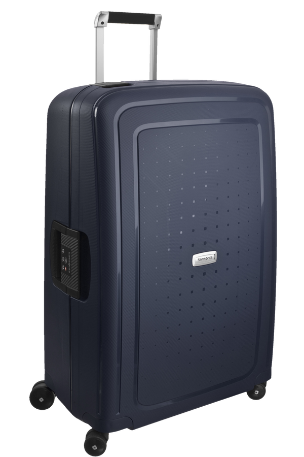 Samsonite S'Cure DLX Spinner 75cm Midnight Blue