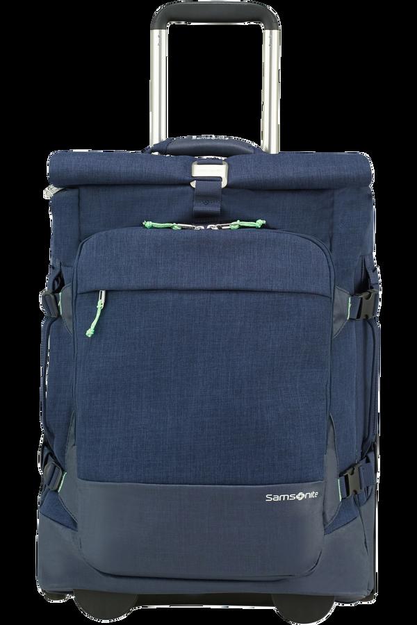 Samsonite Ziproll Duffle/Wh 55/20 Backpack  Night Blue