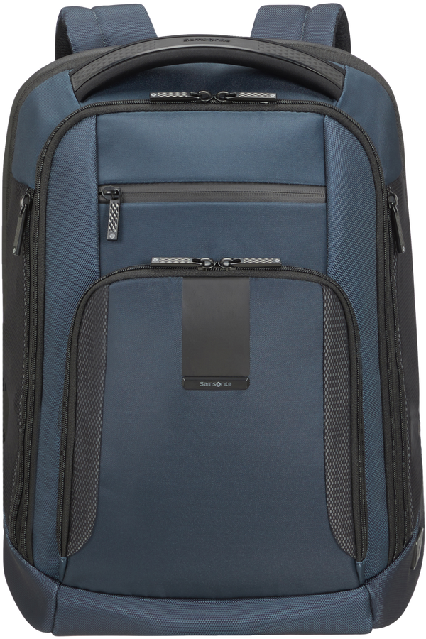 Samsonite Cityscape Evo Laptop Backpack Expandable  17.3inch Bleu