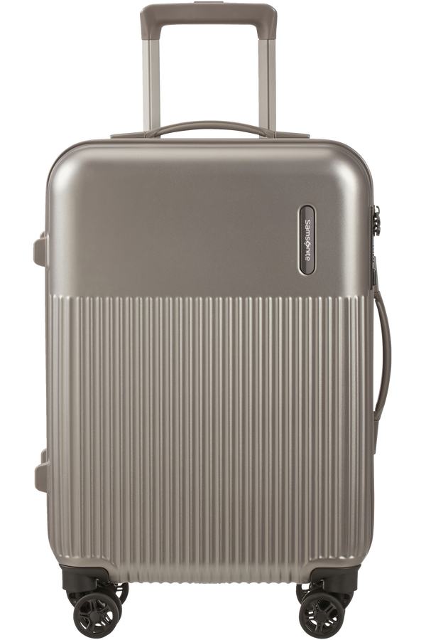 Samsonite Rectrix Spinner 55cm  Matte Grey