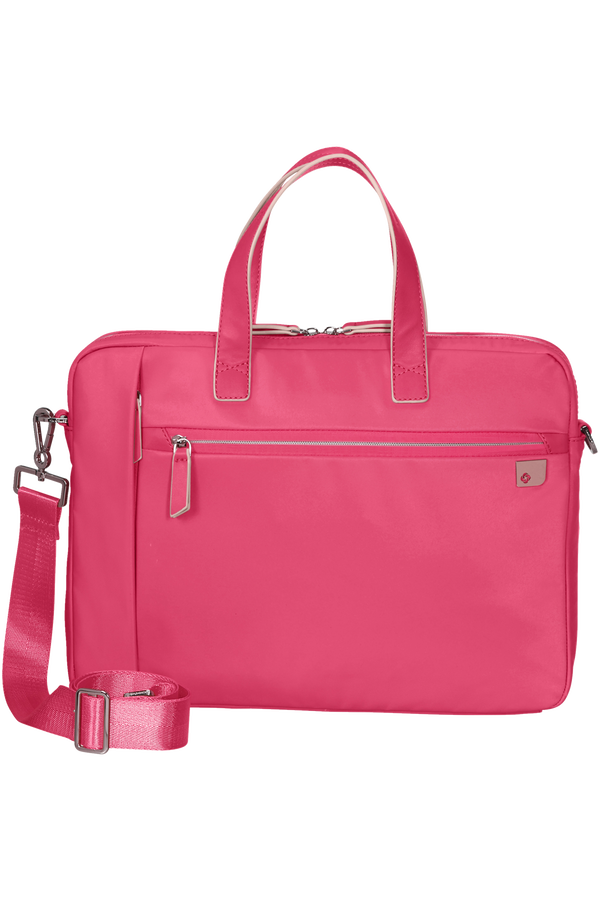 Samsonite Eco Wave Bailhandle  15.6inch Raspberry Pink