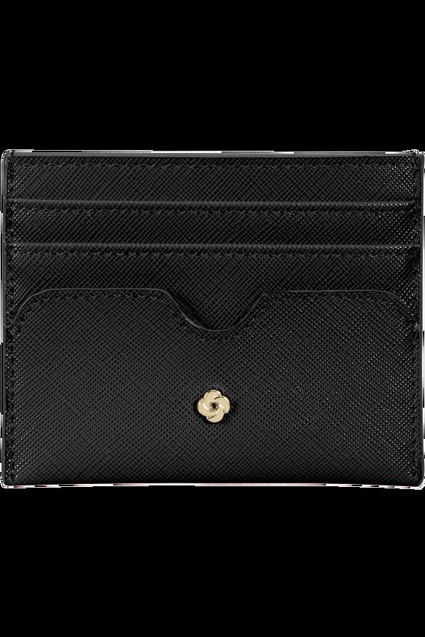 Samsonite Wavy Slg 337 - 6 Credit Card Holder  Noir