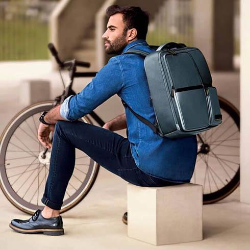 Des sacs à dos à la fois lifestyle et très fonctionnels.