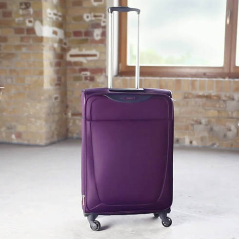 Samsonite vs Prima Ballerina