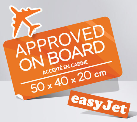 Easyjet new dimensions