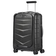 Une collection de bagages cabine qui répond aux normes de nombreuses compagnies aériennes.
