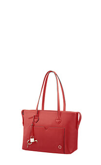 Miss Journey Sac shopping Rouge cerise