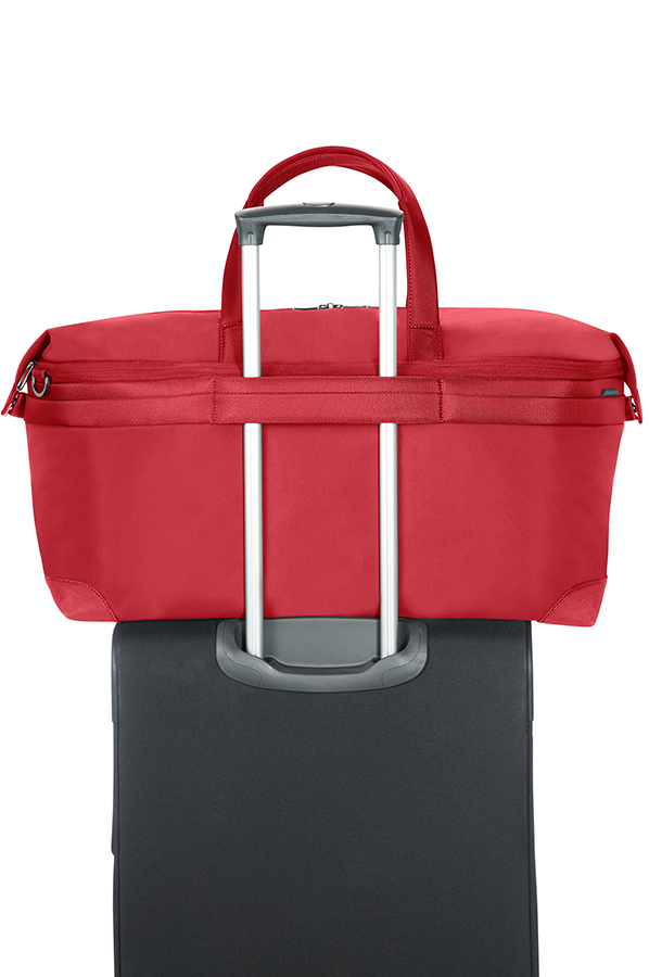Samsonite, Sac de voyage rouge Red