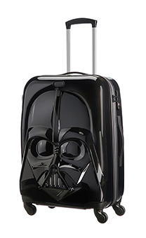 Star Wars Ultimate Spinner (4 roulettes) 66cm 66 x 47 x 29 cm | 61.5 L | 3.4 kg