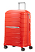 Flux Valise 4 roues Extensible 68cm Tangerine Red