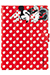 Tabzone Disney Housse pour tablettes Minnie Rocks The Dots